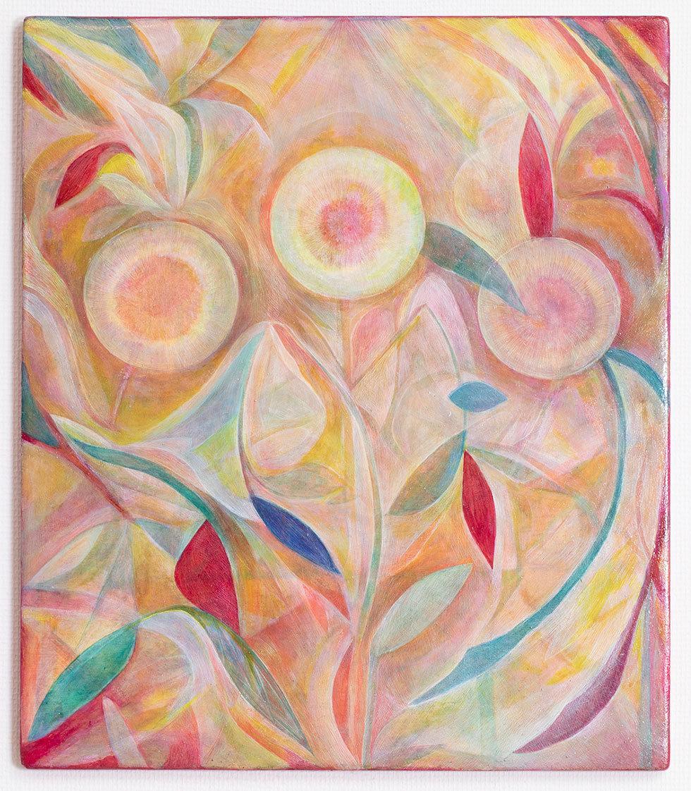 3つの向日葵
