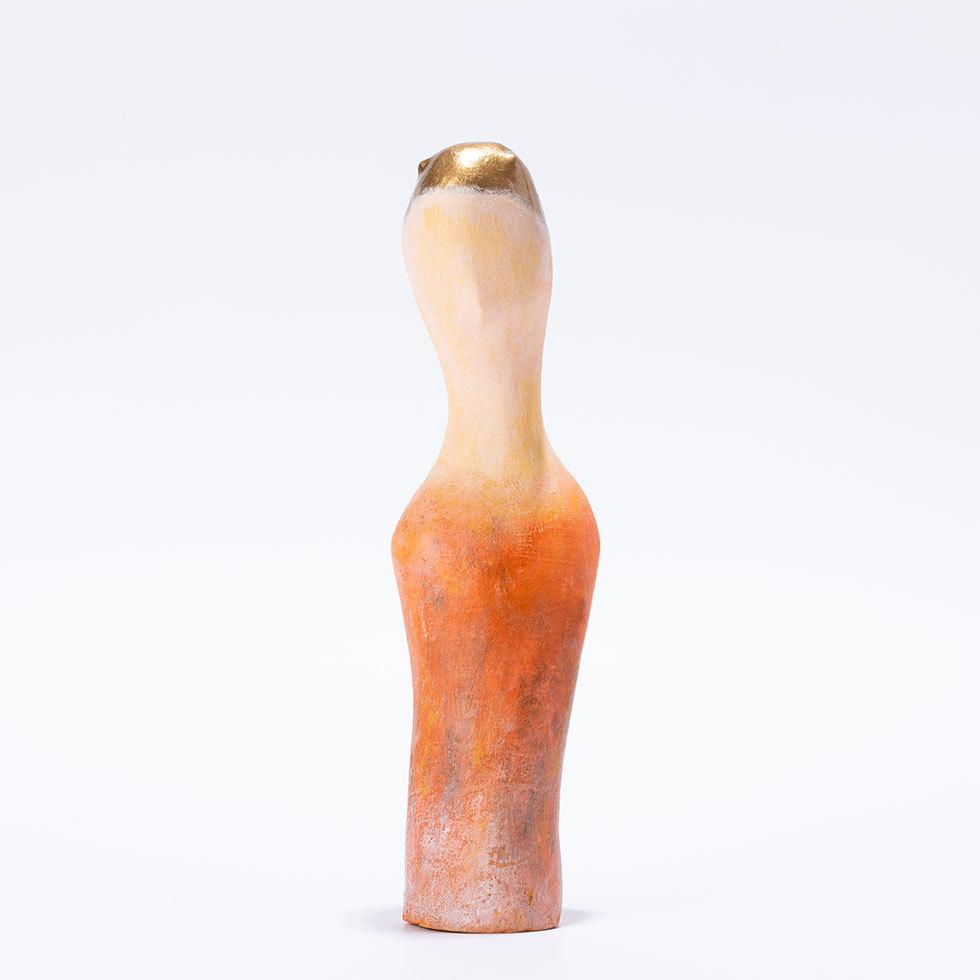 ねこびと(橙)