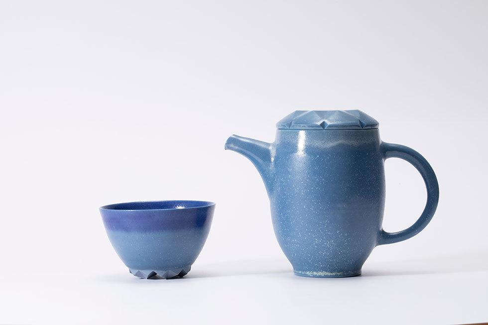 (左から) 海沫杯 / 海沫急須