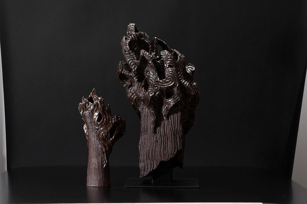(左から) 焔景II / 焔景I