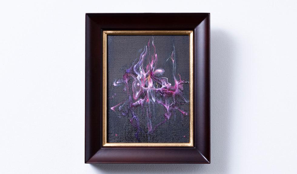 魂の記憶 ピンクの炎