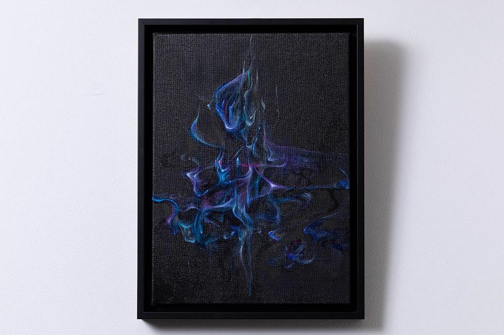 魂の記憶 青の炎