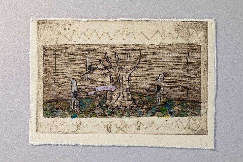 木星人をたべる木
