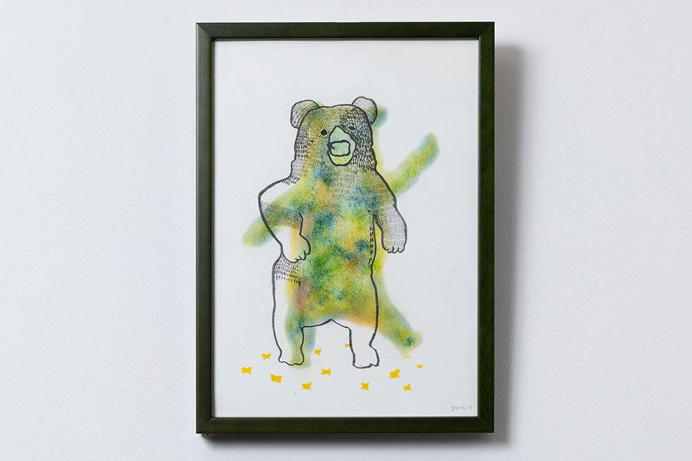 「踊れないクマは」