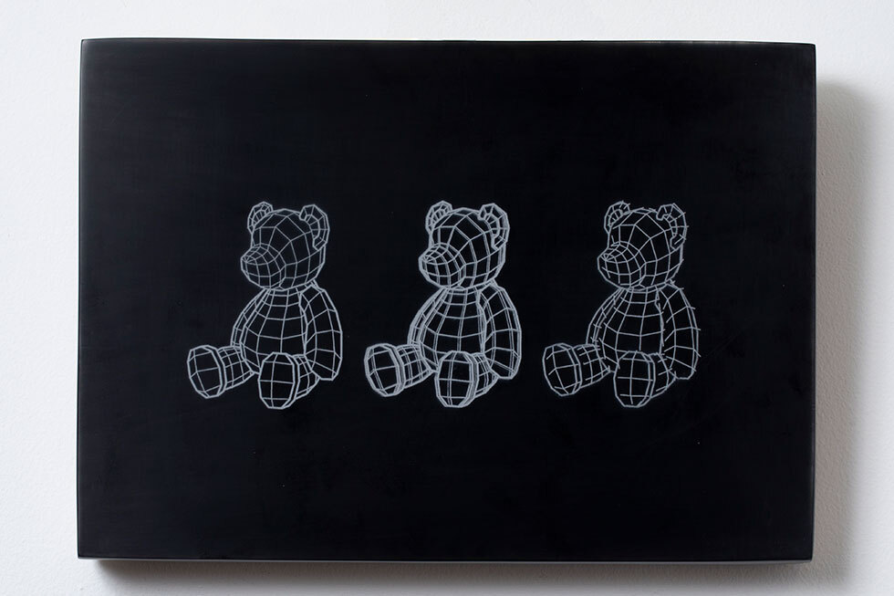 「Polygon Bear」