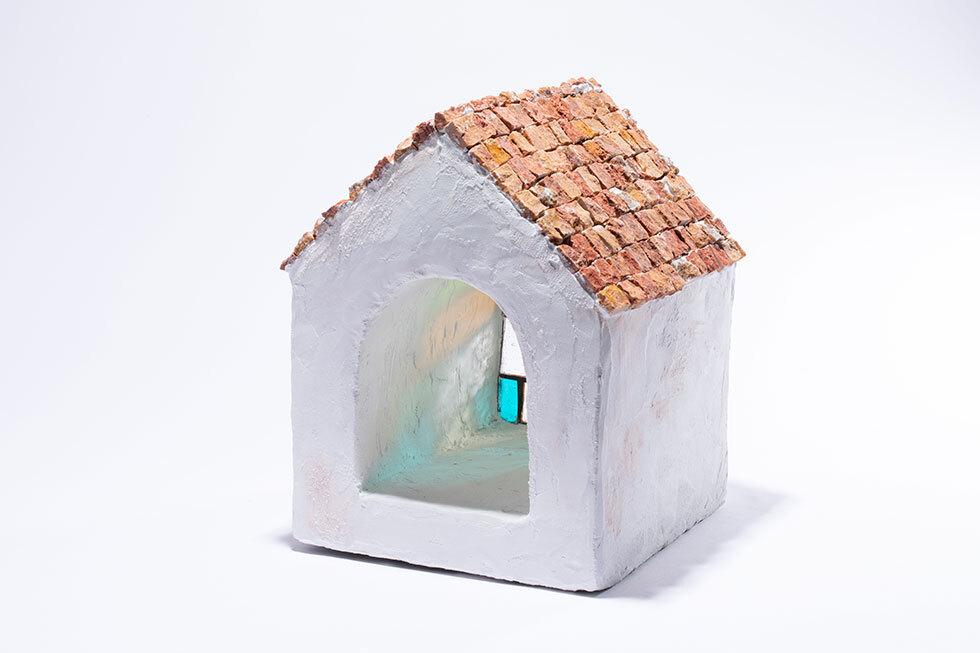 窓のある家