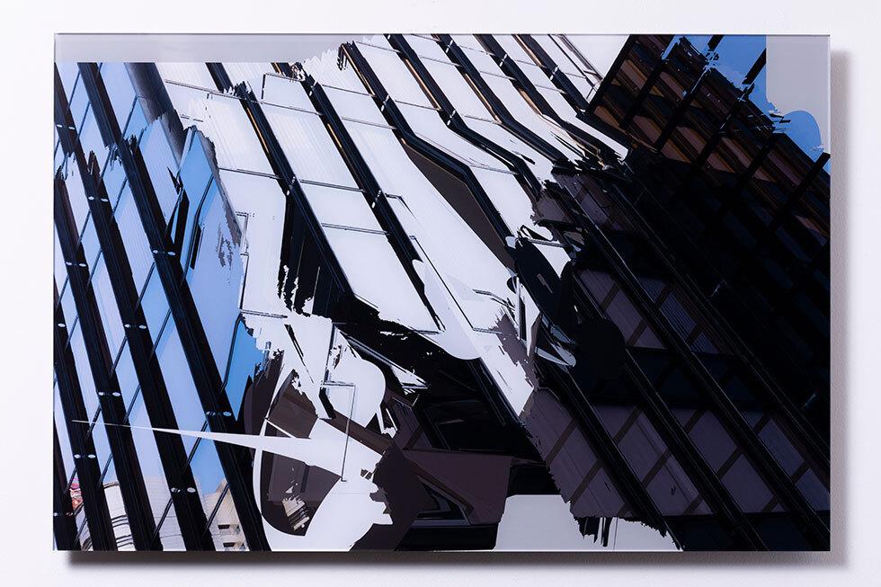 Landscape -curtain wall-  -カーテンウォール-