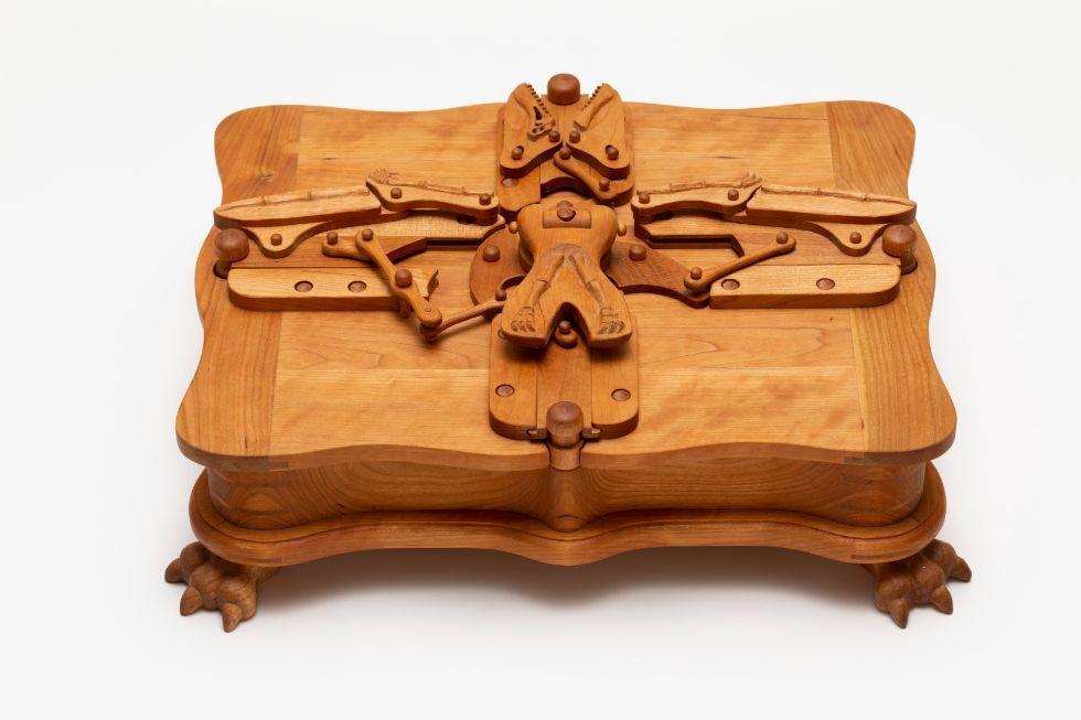 翼竜の書箱