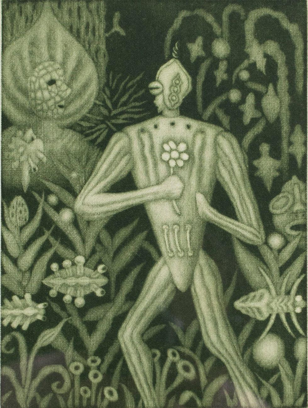 佐竹広弥「Botanical world」