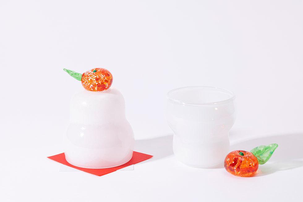 添田亜希子「よくばりな鏡餅」