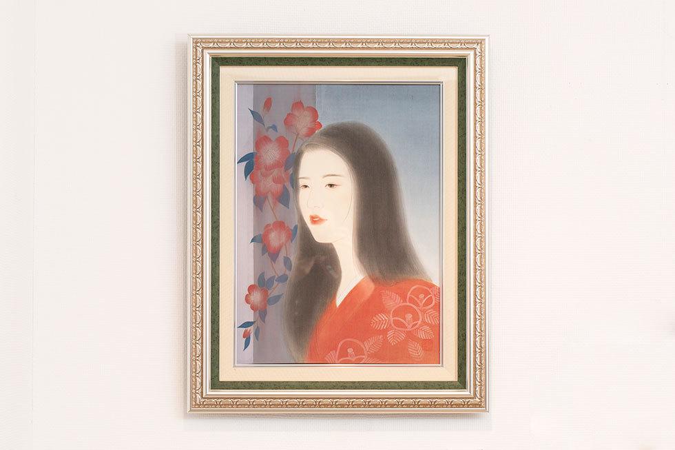 郝玉墨「花非花」(158,180円/税込)